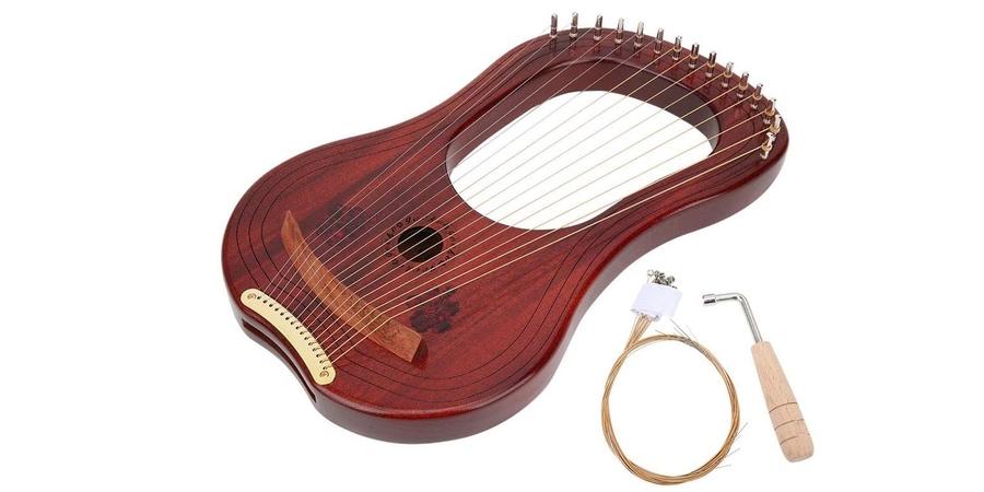 Comprar lira instrumento, arpa de lira